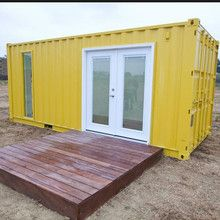 Luxury prefab exterior home container luxury container home