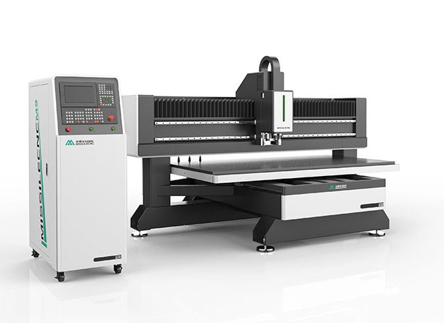 Table Moving CNC Router For Acrylic 3D Letters M9