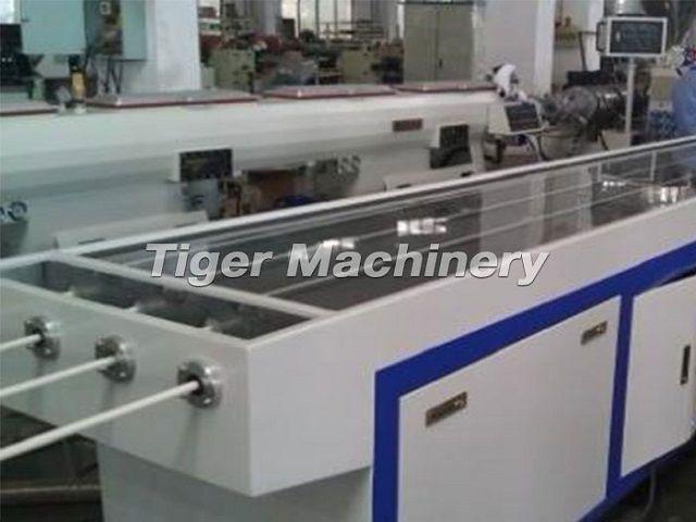 PVC Four Pipe extrusion Machine