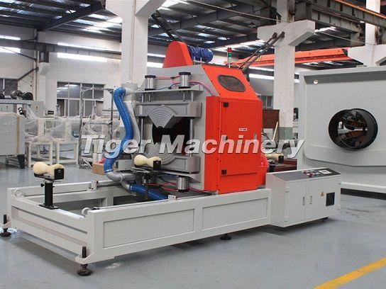 Large PE Pipe Production Machine