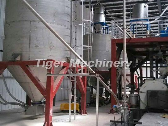 Material Automatic Feeding System