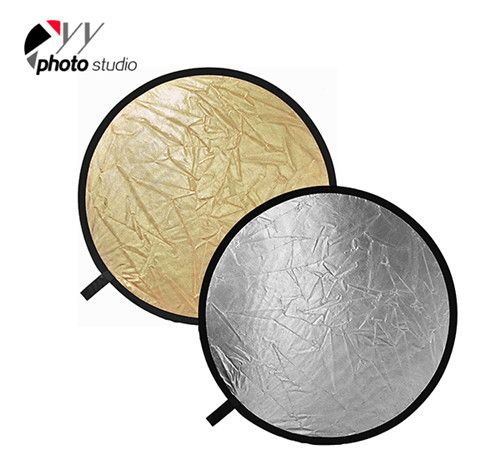 2 in 1 Silver and Gold Photography Video Studio Reflector SG-REF