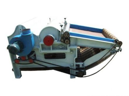 GM400 Textile Waste Opening Machine