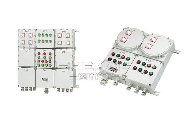 dust proof explosion-proof control box (II B,II C,DIP) SH-KZX