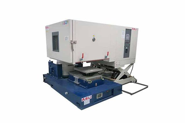 Environmental Combined Vibration Test System