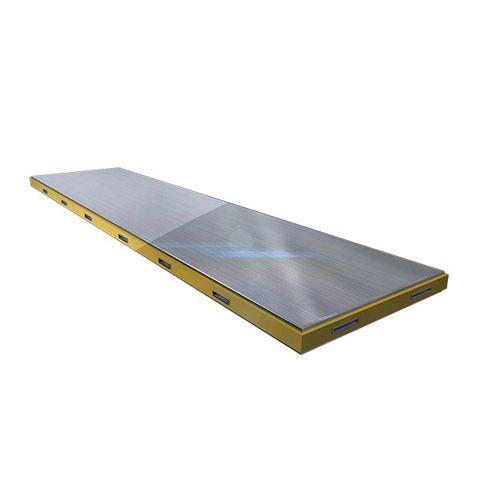 Stainless Steel PU Panel