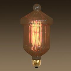 Decorative lighting handicraft & edison bulb