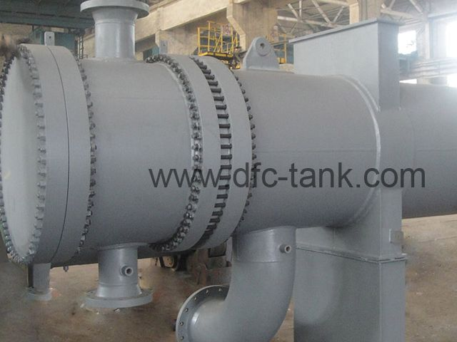 AES,TEMA,Floating Heat Exchanger for Costa Rica