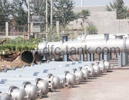 Floating Heat Exchanger for Costa Rica