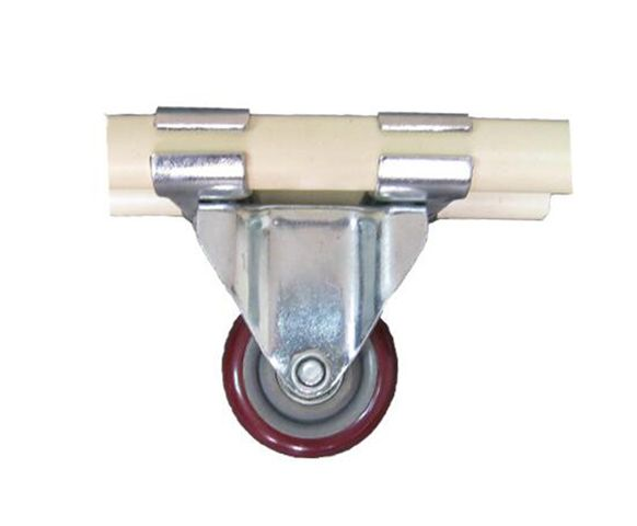 Fix Flat Caster Wheel (KJ-303)