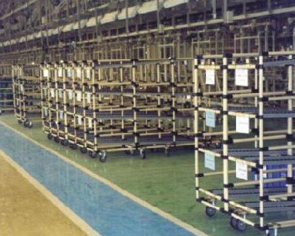 Flex Flow Rack Pipe/Fifo Rack Pipe (KJ RACK 2)