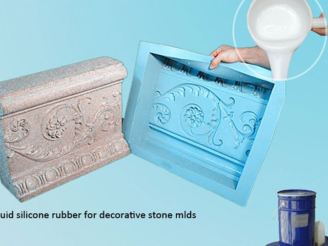 Addition Cure rtv-2 Liquid Silicone Rubber for Concrete & Stone moulds