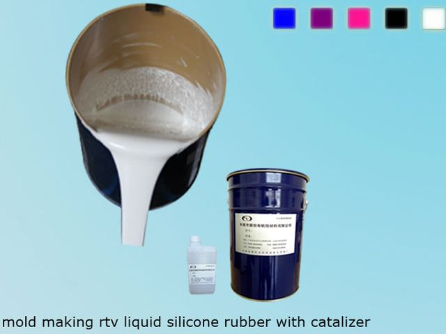High quality rtv Molding Silicone rubber for furniture mold making