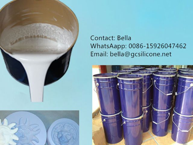 China supplier Rtv mould making Silicone rubber for Taxidermy Molding