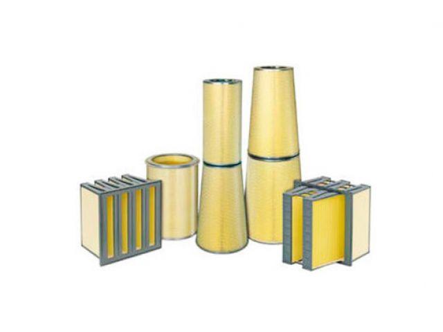 Gas Turbine Air-Intake Filter Media (Nano Fiber Filter Media)