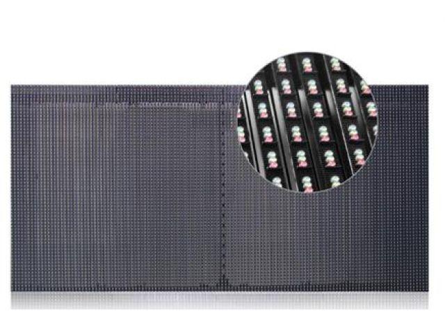 LED Curtain Display