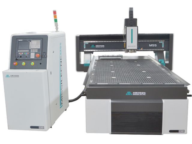 M5S advertising Jinan Missile CNC mdf cnc router for sale