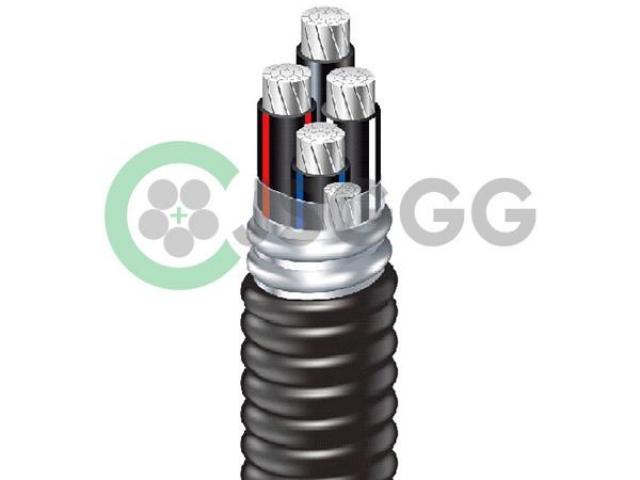 YJLHVS2 Aluminum Alloy Cable Wire