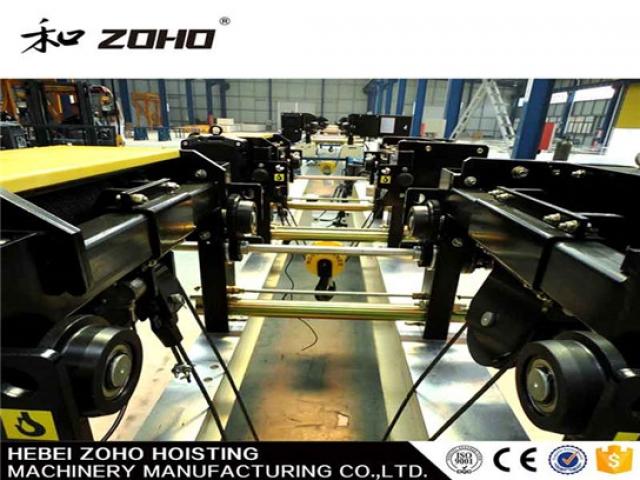 Electric Chain Hoist LOW HEADROOM STEEL WIRE ROPE HOIST