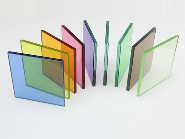 Enameled Glass
