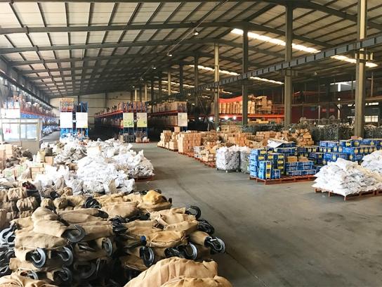 Hebei Zoho Hoisting Machinery Manufacturing Co., Ltd.