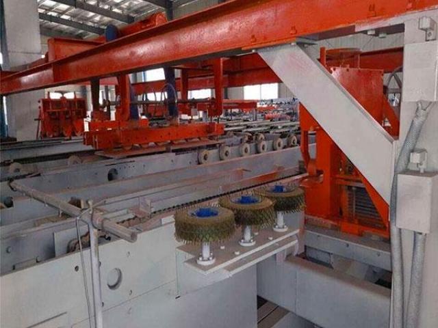 gypsum board plant