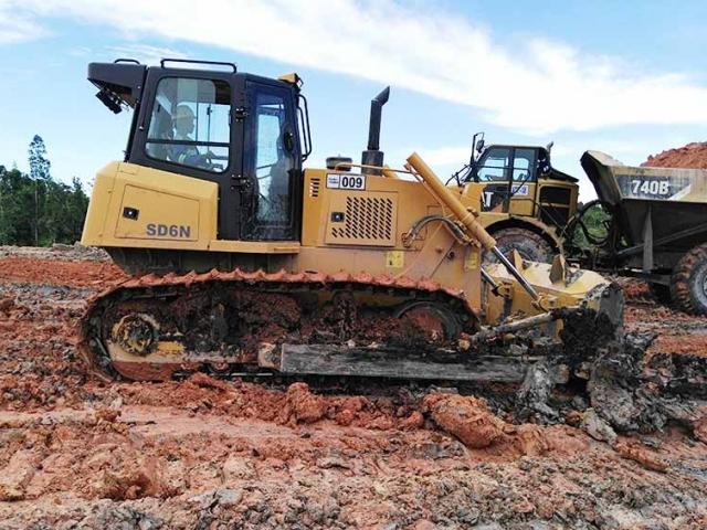 bulldozer SD6N