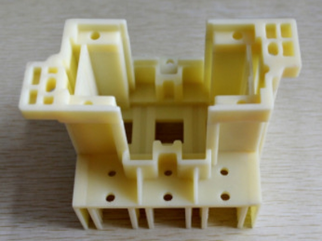 cnc rapid prototype manufacturing