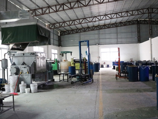 Dongguan Guochuang Organic Silicone Material Co., Ltd