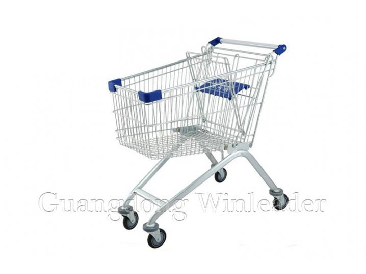 European Style Shopping Trolley