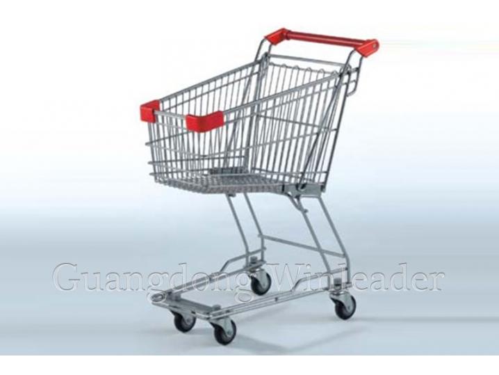 Asian Style Shopping Cart