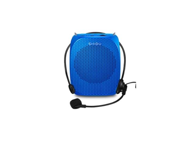 S515 ultralight 126g wired voice amplifier 20 Watt