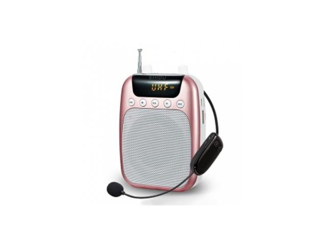 S318F UHF wireless Voice Amplifier 10 Watt