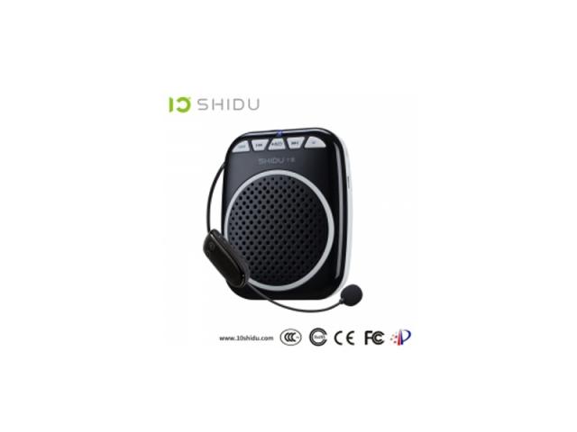 S711 UHF wireless Voice Amplifier 10 Watt for tour guide and teachers
