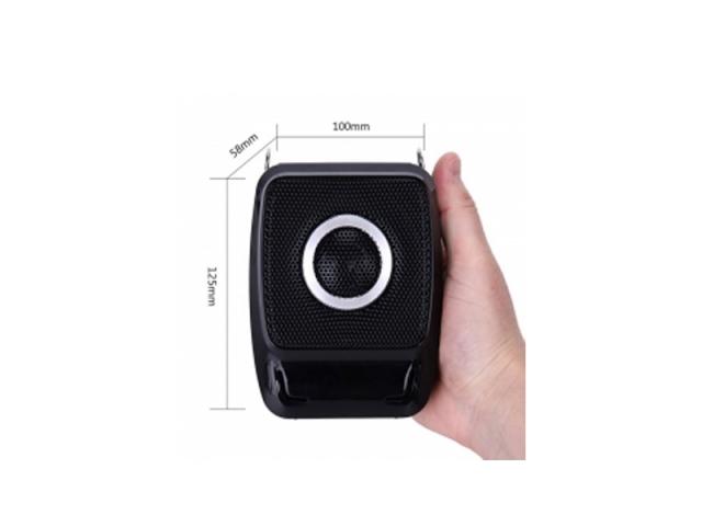 S92 UHF wireless portable Voice Amplifier 20 Watt for interactive communication