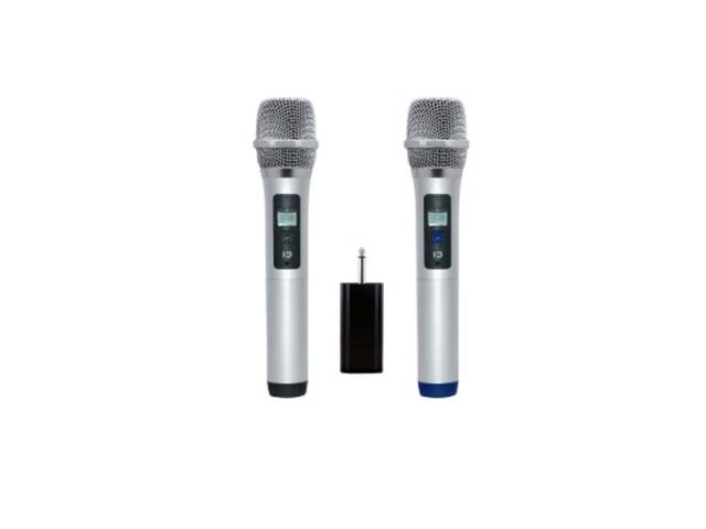 UHF Wireless Microphone Receiver Set U20