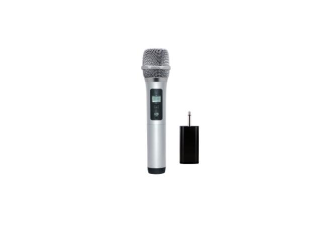 UHF wireless microphone and receiver U10