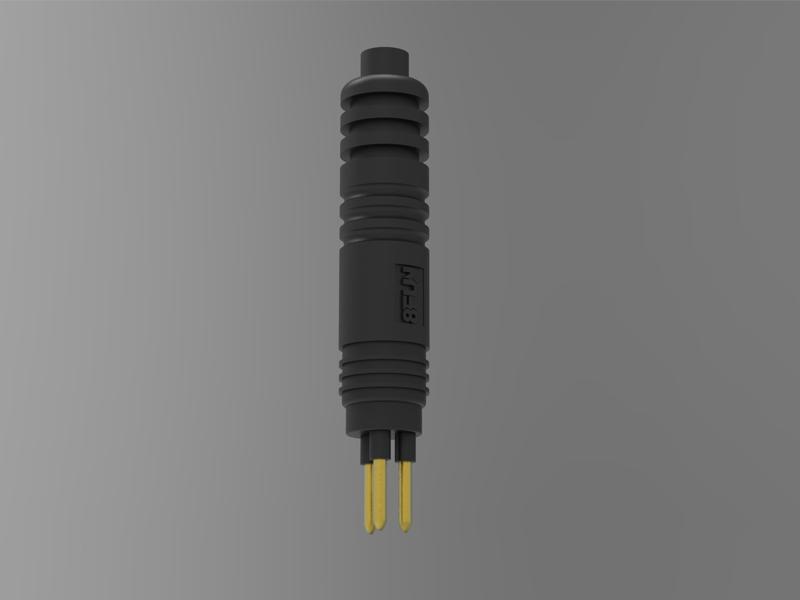 Motor connector HG-F-310C