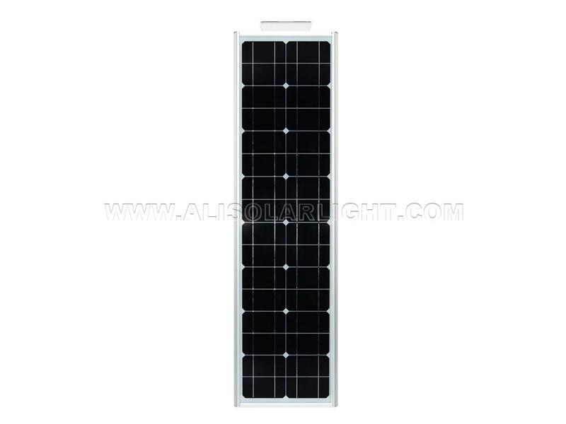 20W Elegant Design All In One Solar Street Light