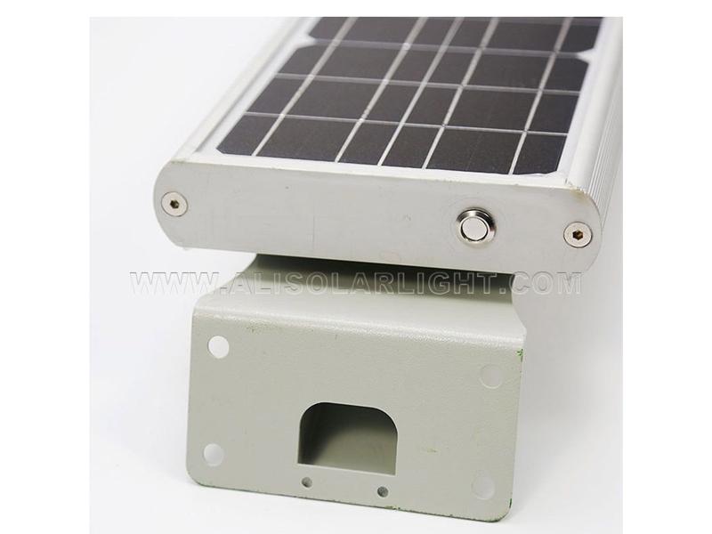 40W All In One Solar Light with PIR Motion Sensor