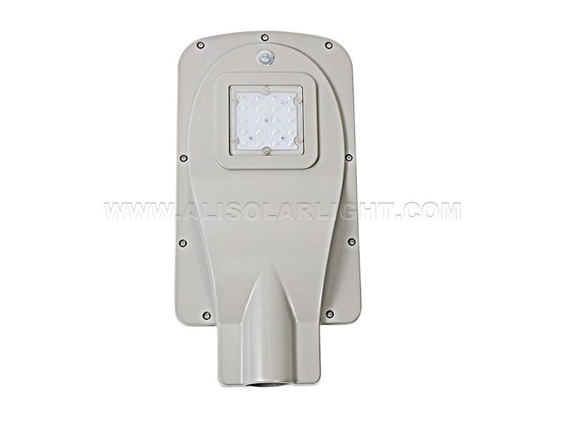 20W Aluminum Frame Solar Street Light