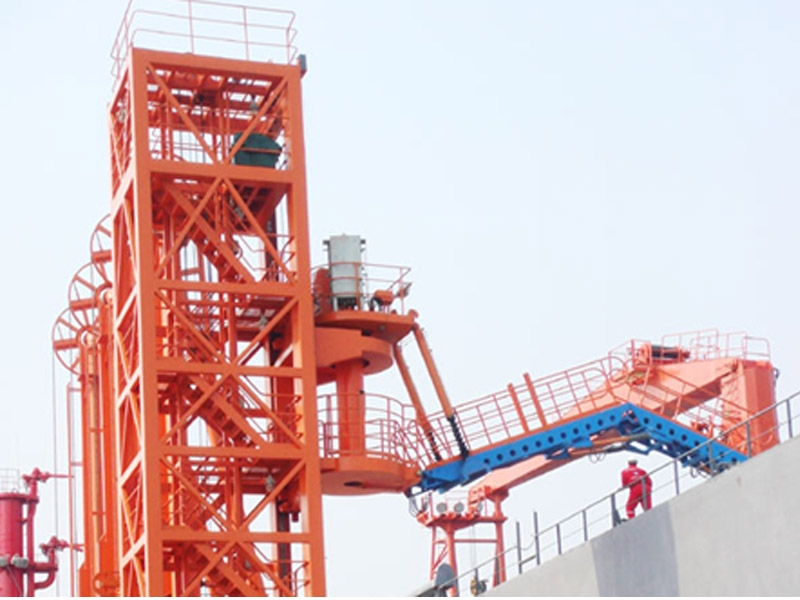 GW2 tower type gangway