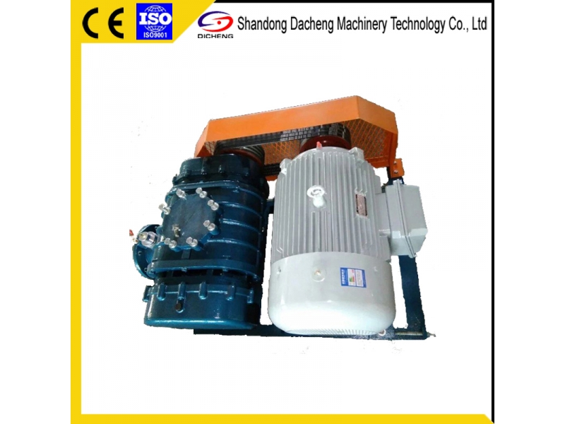 Dsr-G High Performance Double Oil Tank Industrial Roots Blower Fans