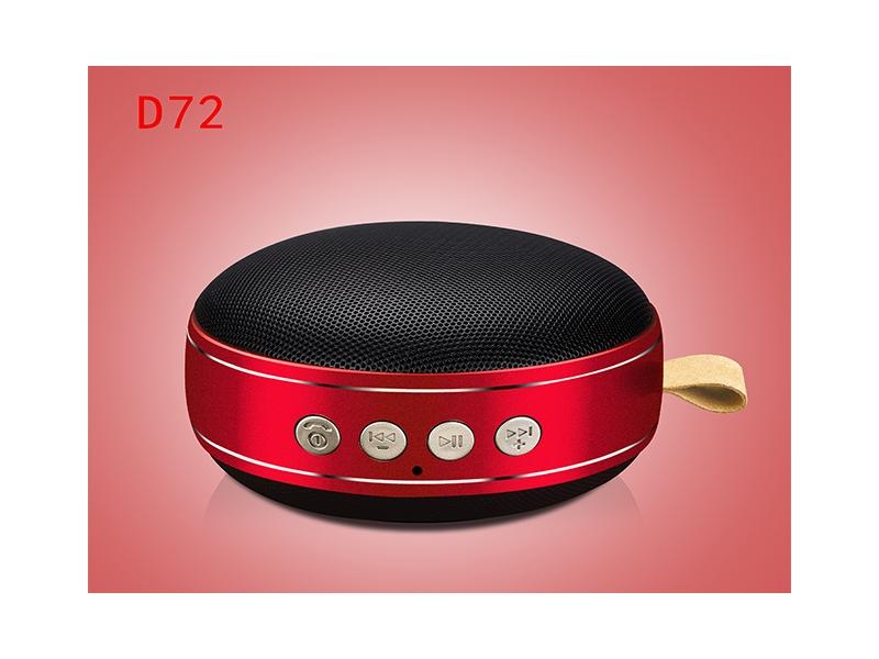 D72 Bluetooth speaker