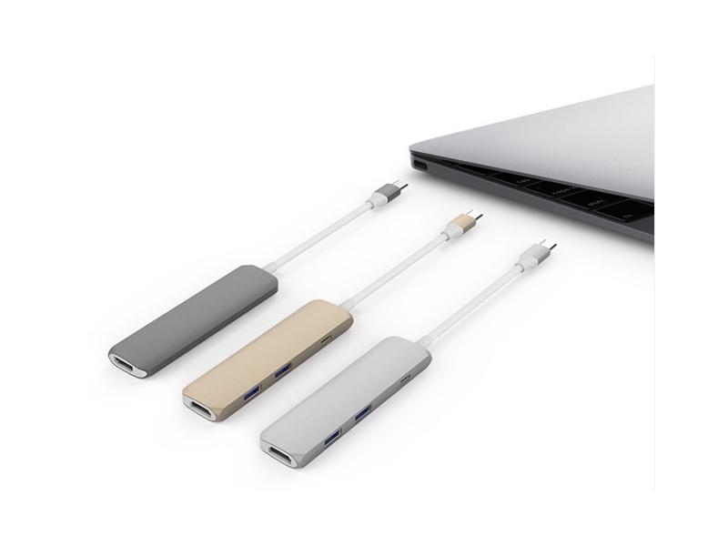 USB-C Hub with 4K HDMI