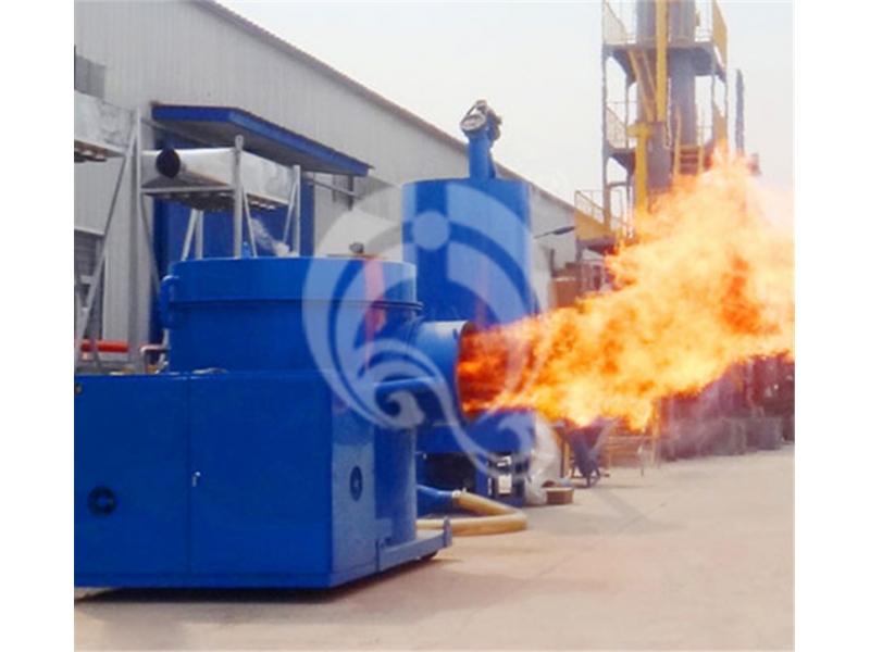 Biomass Sawdust Burner Boiler