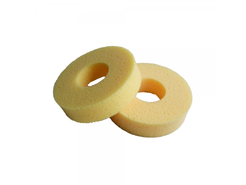 Soft Absorb Feature Ceramics Cleaning Sponge