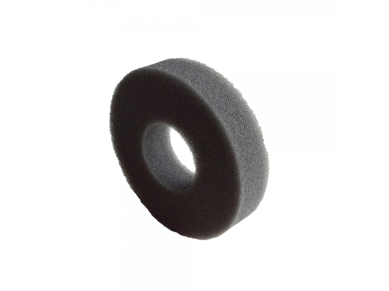 Round Shape 30PPI Ceramic Cleaning Reticulated Sponge