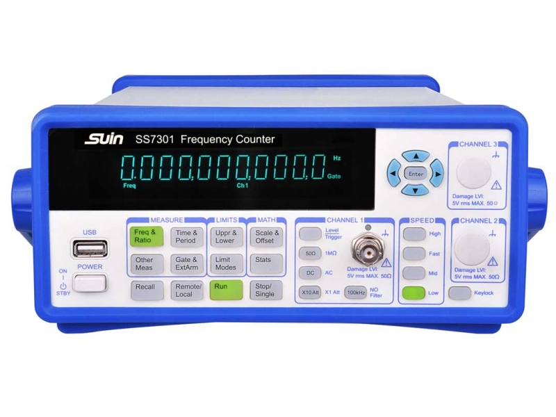 SS7301 Frequency Counter