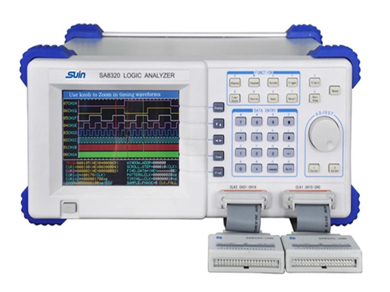 SA8320 Logic Analyzer